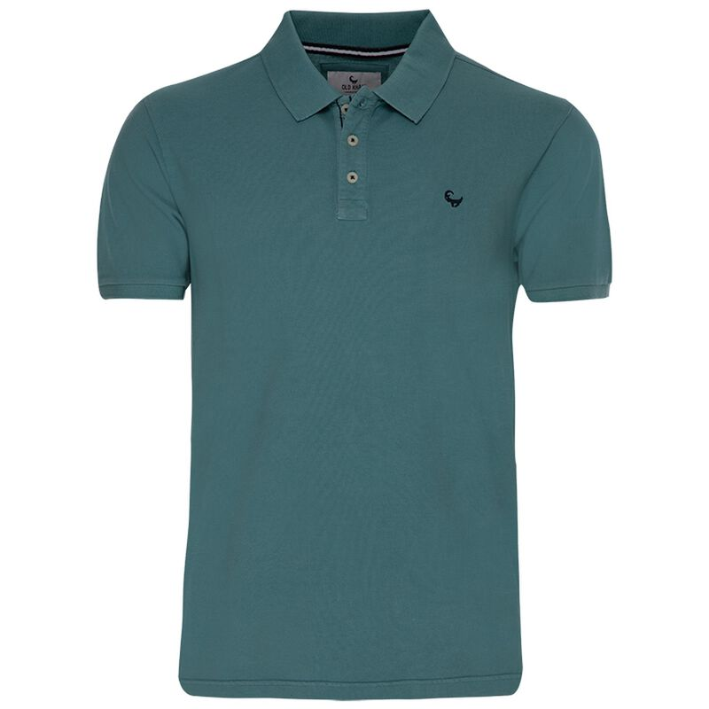 Howard 2 Men's Relaxed Fit Golfer -  duck-egg