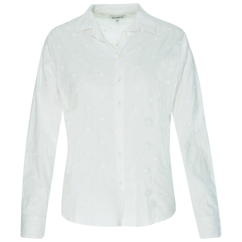 Evie Women's Shirt -  white