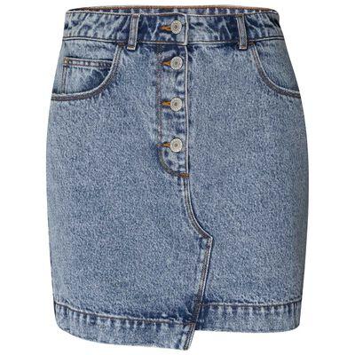 Ash Denim Skirt