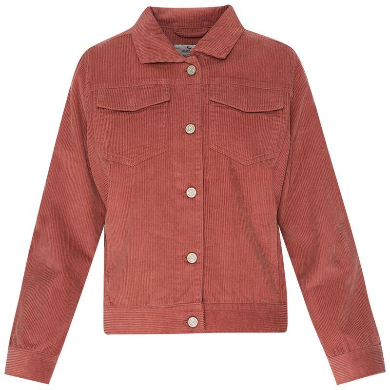 Wynter Women's Cord Jacket -  pink