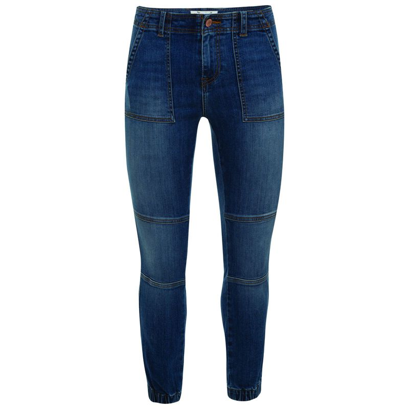 Old Khaki Women's Keren Jogger Denims -  midblue