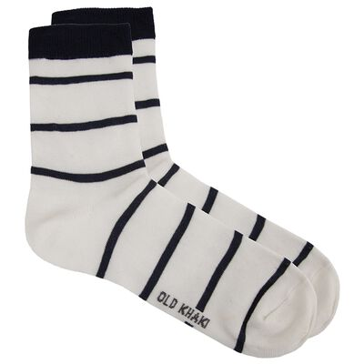 Laura Women's Stripe Sock